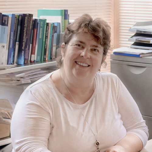 Patrizia Schüss - Heilpraktikerin und Kinesiologin
